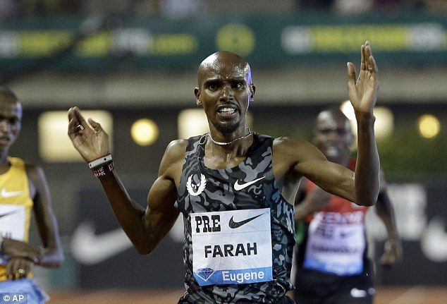 Mo Farah has been told to dump his coach Alberto Salazar following the allegations surrounding doping