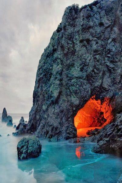 Matador Cave, California