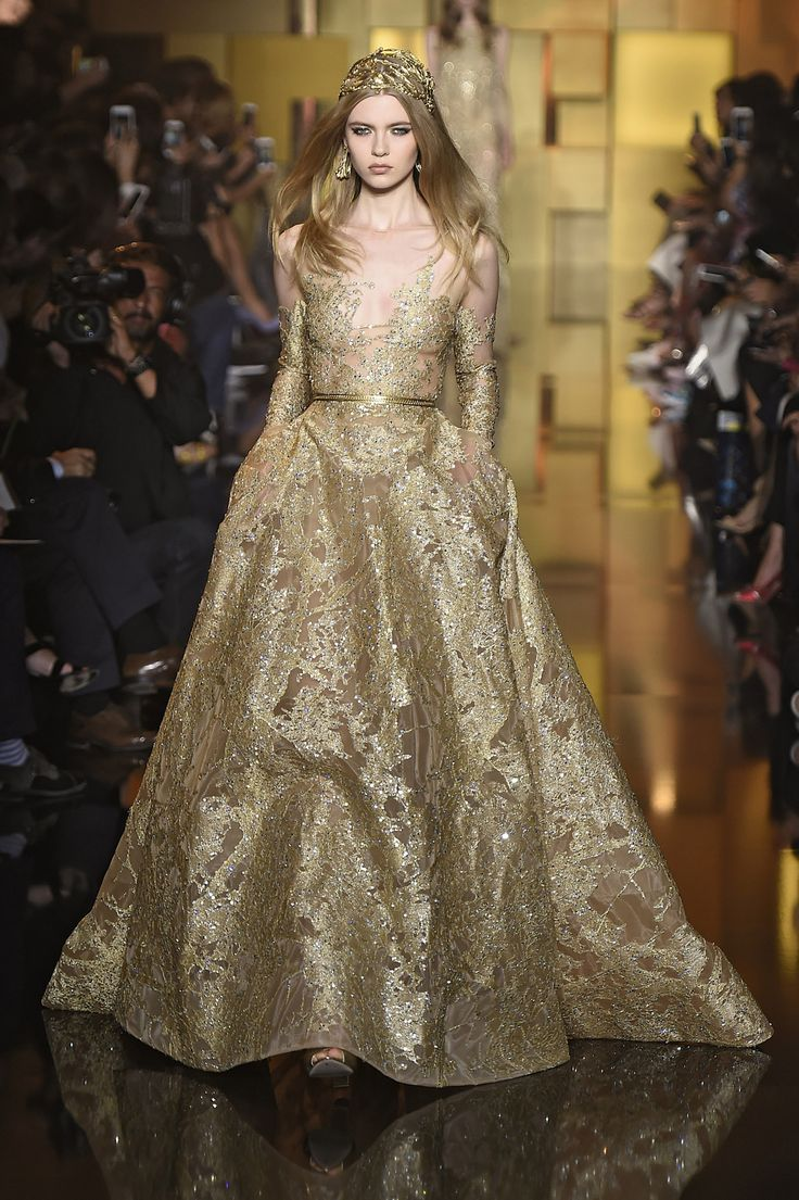 View entire slideshow: Fall/Winter 2015-2016 Paris Haute Couture Fashion Week on…