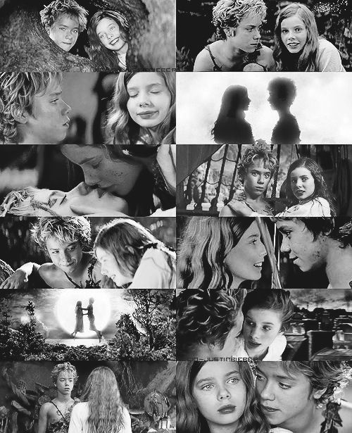 Peter Pan (2003) Peter and Wendy // Jeremy Sumpter and Rachel Hurd-Wood