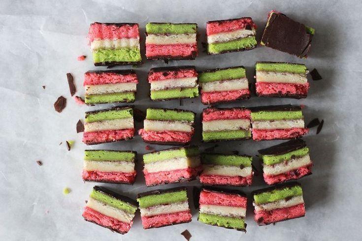 Homemade Italian Rainbow Cookies Are Well Worth the Effort on Food52