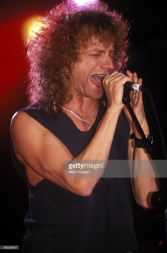 Photo of Lou GRAMM and FOREIGNER; Lou Gramm