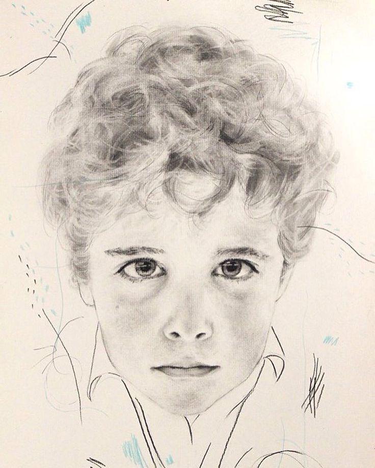 David Fooks - Recent portrait commission. PM for commission pricing :) Charcoal Portrait