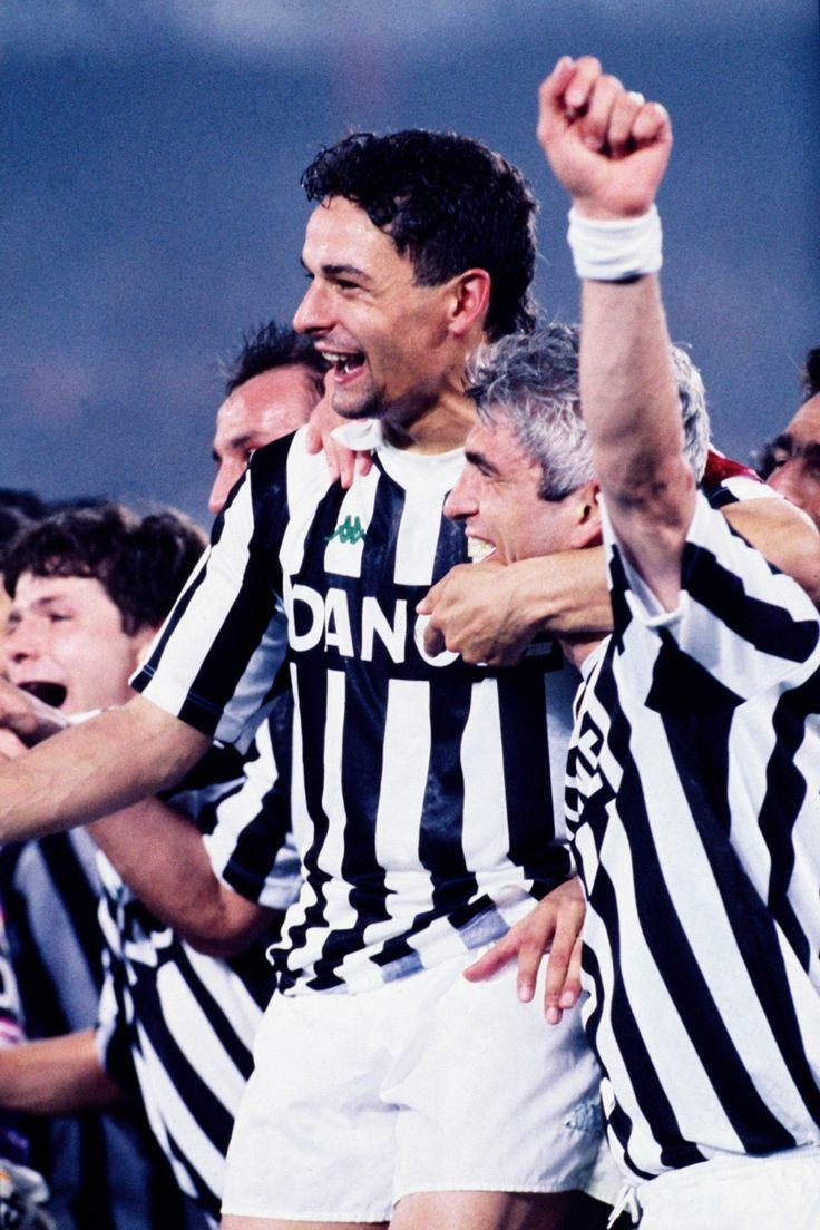 Roberto Baggio + Ravanelli.