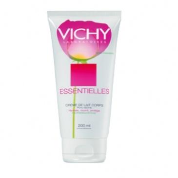 Vichy Essentielles Creme Melk voor het Lichaam 200 ml tube