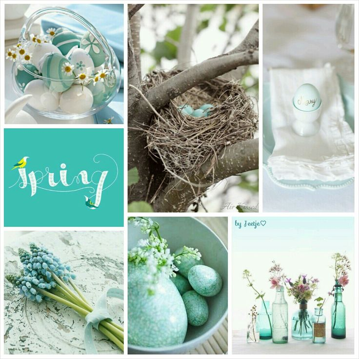 Spring, a time when all things are possible, moodboard byJeetje♡