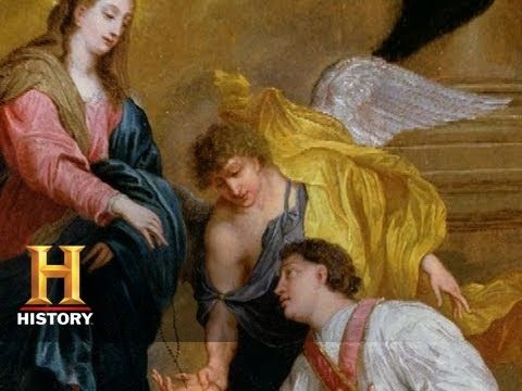 History of the Holidays: History of Valentines Day | History - YouTube