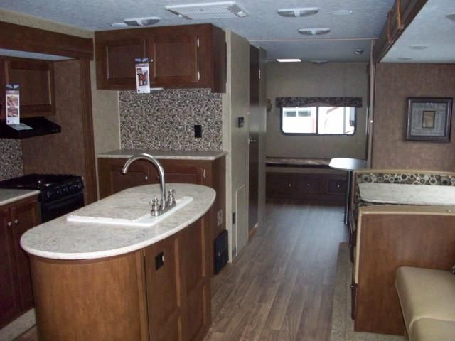 New 2016 Sport Trek 320vik Travel Trailer With Bunks And