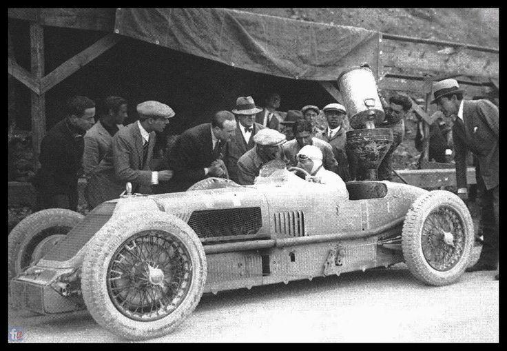 1928 Talbot G.P. Racer