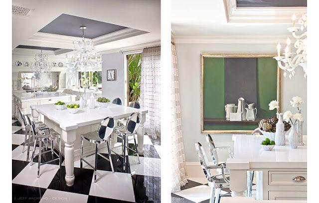 Bungalow 1a: Inside The Kardashian Home | Home Design !! | Pinterest |  Rumah, Hitam Dan Putih, Dan Hitam Part 60