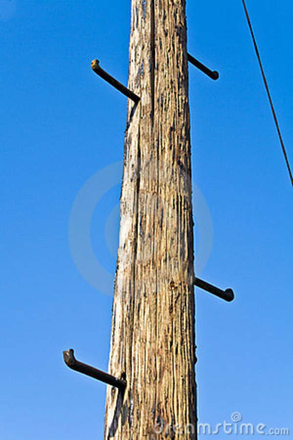 17 Best Images About Telephone Pole Climbers On Pinterest