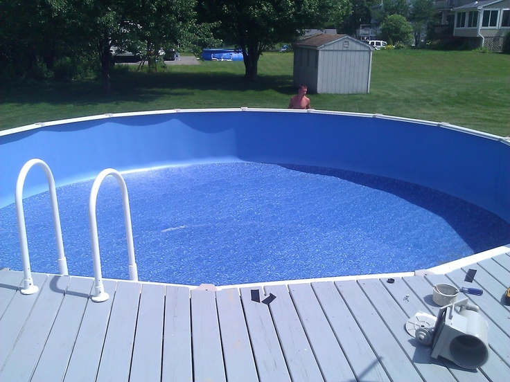 The biggest above ground pool mistake you 39 ll make http - Largest above ground swimming pool ...