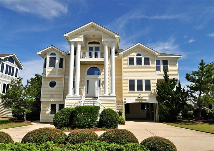 Twiddy Outer Banks Vacation Home - Amazing View - Corolla ...