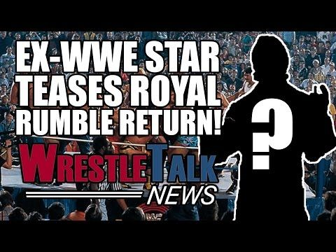 Brock Lesnar SUSPENDED! Ex-WWE Star Teases Royal Rumble RETURN! | WrestleTalk News Jan. 2017 - http://edgysocial.com/brock-lesnar-suspended-ex-wwe-star-teases-royal-rumble-return-wrestletalk-news-jan-2017/