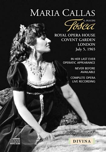 2-CD album with live recording - Maria Callas in her last ever operatic appearance!. Digitally remastered ADD, mono sound, never released complete on CD, includes DIGITAL BOOKLET (see below). The DIGI