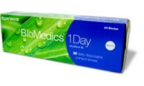 Get CooperVision / Biomedics 1 Day Contacts At The Lowest Price Online! These Prices Are Valid For This Week Only As This Exclusive Offer Ends Monday 15th September  ◆CooperVision / Biomedics 1 Day     NZ$18.77 -->Special Price: NZ$17.50   NZ$1.27 Off!  ◆CooperVision / Biomedics 1 Day 4-Box Pack (60 Pairs)     NZ$73.88-->Special Price: NZ$68.80   NZ$5.08 Off!  ◆CooperVision / Biomedics 1 Day 8-Box Pack (120 Pairs)     NZ$146.16 -->Special Price: NZ$136.00   NZ$10.16 Off!