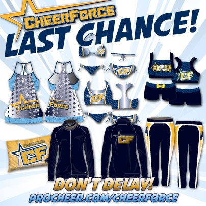 Last Chance to Order - March 9th.