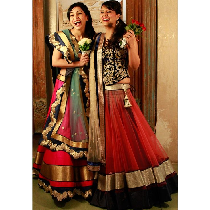 Designer Wear Red Net Lehenga With Laces  To Buy Online Click http://trendzila.com/home/432-designer-wear-red-net-lehenga-with-laces.html