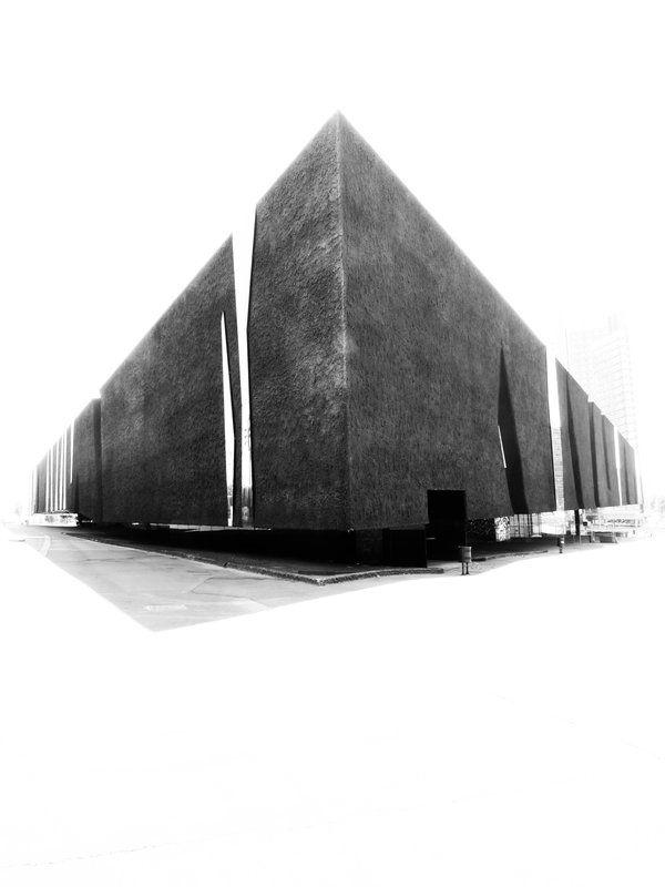Herzog & Meuron / Forum Building / Barcelona, Spain, 2004