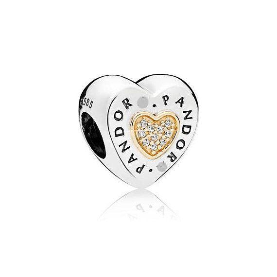 CHARM ARGENT STERLING 925 DIAMANT ZIRCON LIKE DIAMOND
