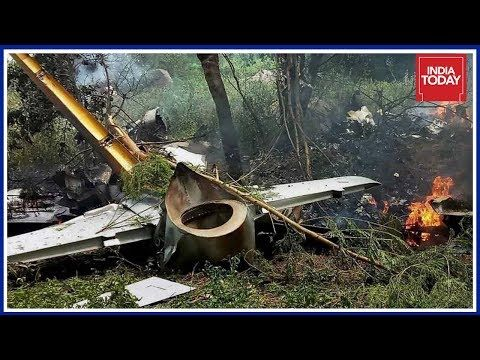 6 Air Force Personnel Killed In Chopper Crash In Arunachal Pradesh India Today