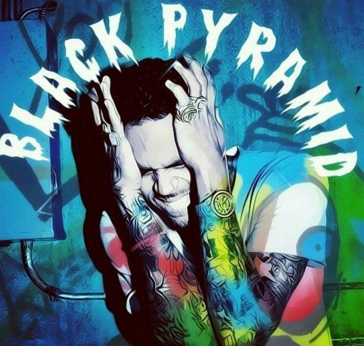 black pyramid chris brown wallpaper - photo #19