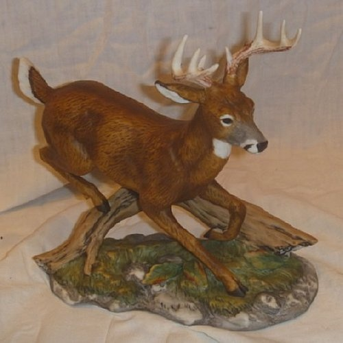 home interior deer picture 1000 images about boehm masterpiece and homco porcelain 18243