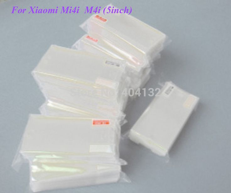 New Ultra Clear Screen Guard Film For Xiaomi Mi4i Screen Protectors M4i Phone  100PCS/Lot //Price: $15.80//     #shopping