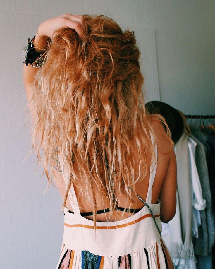 Nanda Schwarz: My Festival Hair