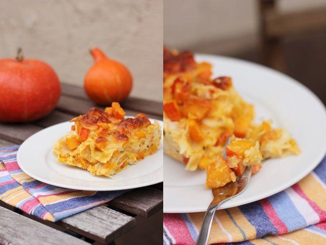 Kürbis-Lasagne | eatbakelove