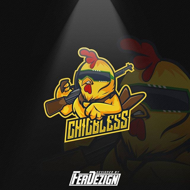 Personal Project Chicbless Logo Designinspired From Stylist