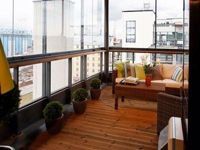 Opening Balcony Glazing Systems | Slimline Glazing & Aluminium Systems