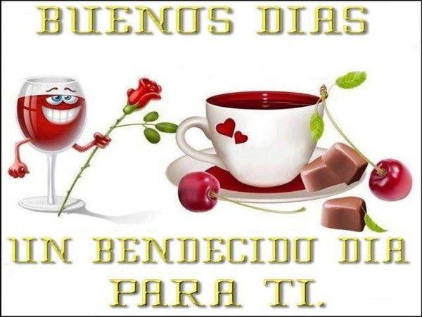 Frases De Amor Con Imagenes De Buenos Dia: Mensaje De Buenos Dias En Facebook