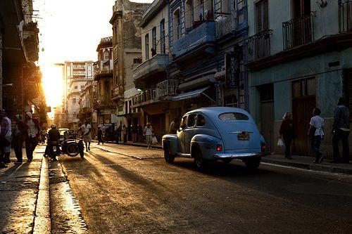 """La Habana Cuba"" vía @Rodrigo Waissman Vega"