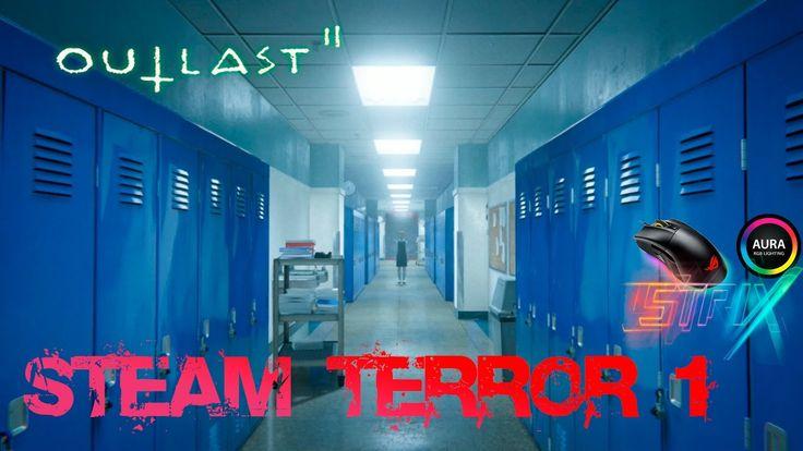 Outlast 2 | 💯 | Steam Max Settings | Gameplay | Terror 1| 2017
