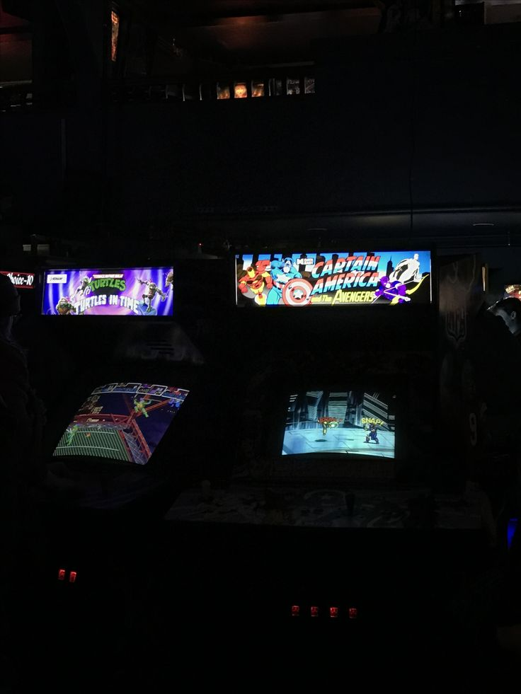 Ground Kontrol - revisit your youth... with alcohol!