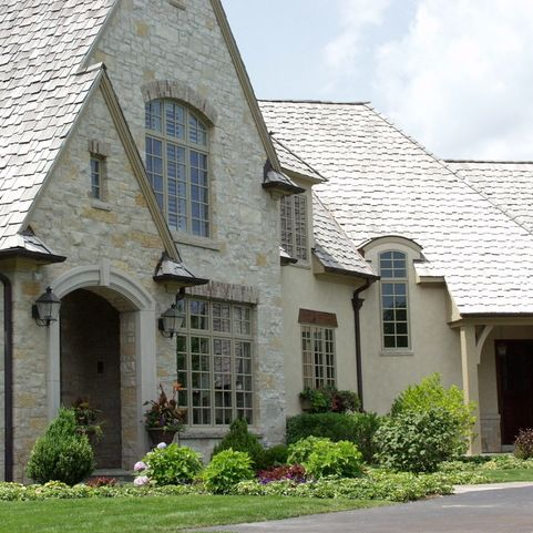 Stone And Stucco Homes Design Ideas Pictures Remodel And