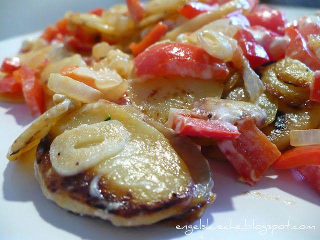 Griechische Bratkartoffeln