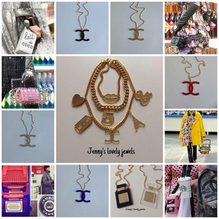 Chanel necklaces