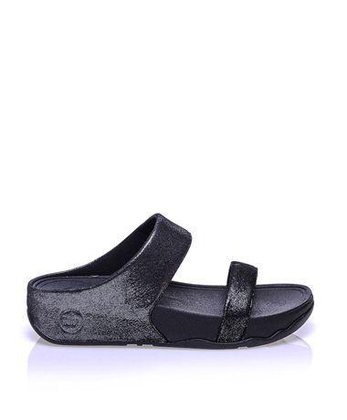 Fitflop Siyah Süet Terlik   #sandalet #düzsandalet #parmakarası #bantlısandalet #parmakarasısandalet #parmakarasıterlik #plajterliği #sandals #fitflop #fashion #trend #style #look #moda #2016modası