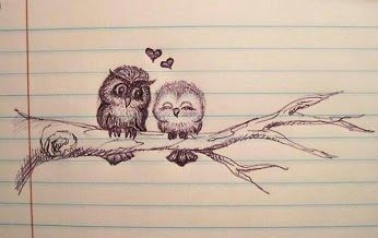 <3 I have GOT to try to draw this! Adorable!