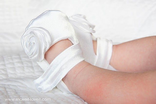 Love these baby shoes!