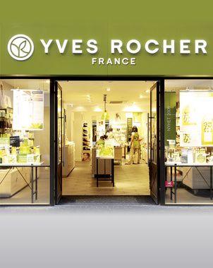 Actualité des magasins, Yves Rocher