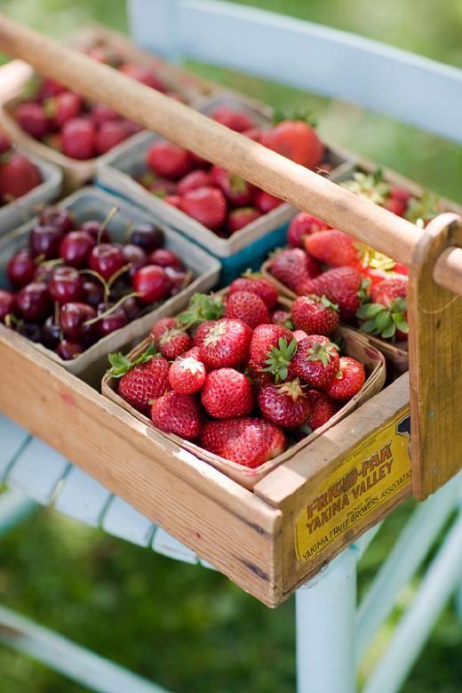 Wedspiration: zomerfruit - Pinterested @ http://wedspiration.com.