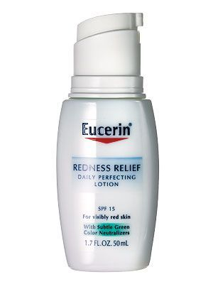 BEST 2011  Rosacea Treatment for Sensitive Skin  Eucerin Redness Relief Daily Perfecting Lotion SPF15