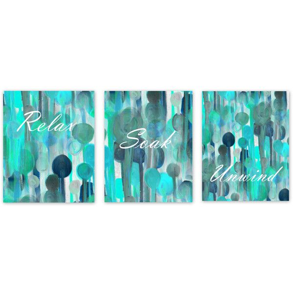 bathroom wall decor teal bathroom decor turquoise navy aqua bathroom 19 - Turquoise Home Decor Accessories