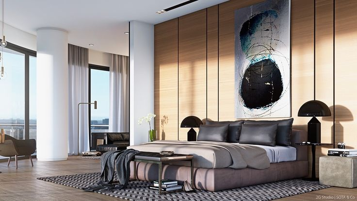 Luxurious & Inspiring Penthouses