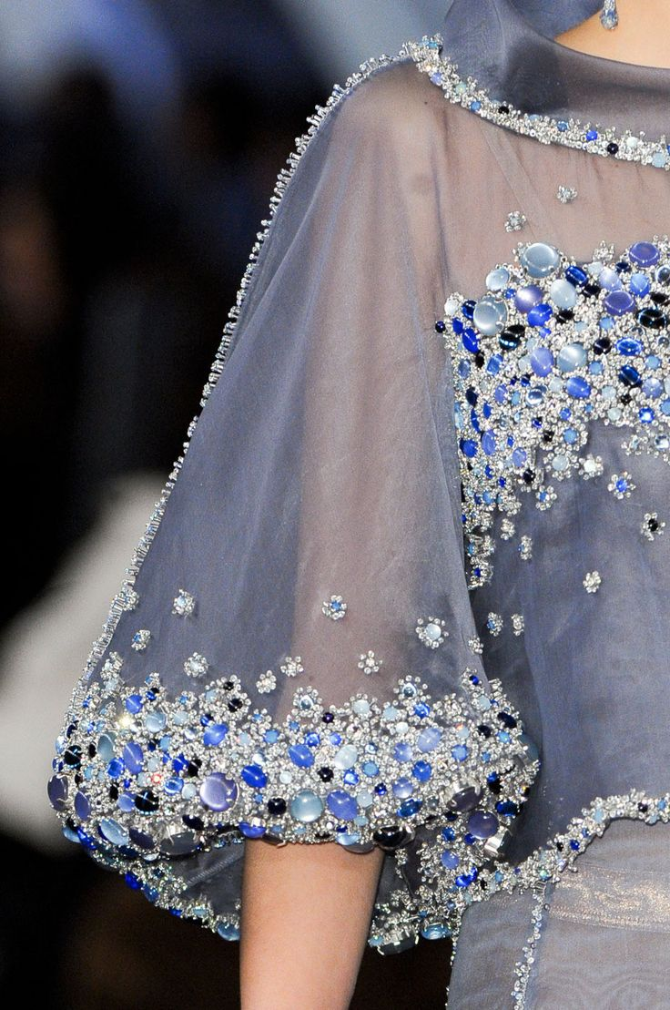 139 details photos of Chanel at Couture Spring 2012.