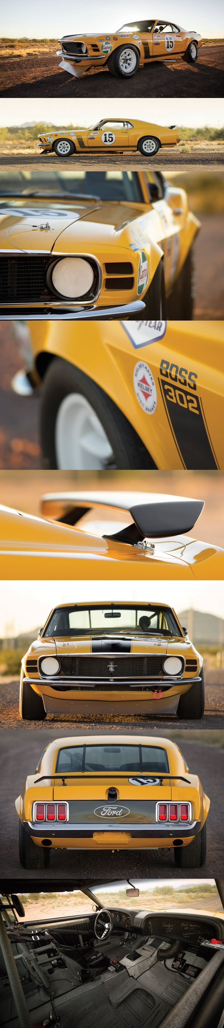 1970 Ford Mustang Boss 302 Trans Am..Re-pin Brought to you by agents at HouseofInsurance in EugeneOregon for LowCostInsurance