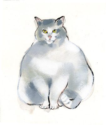 The 25 best fat cat tattoo ideas on pinterest cat for Fat cats tattoos